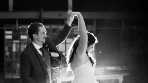 Our venue's first dance 9
