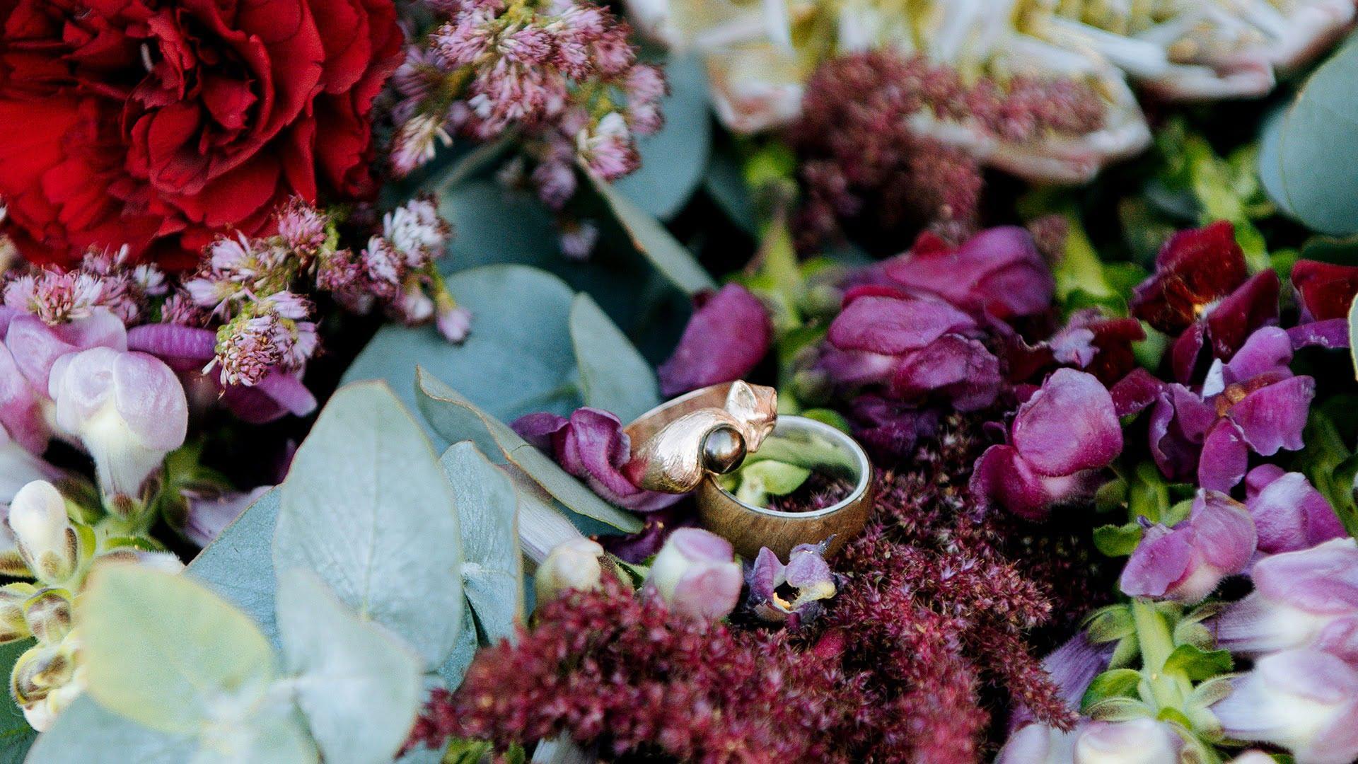 The Nut Farm Flower Arrangement