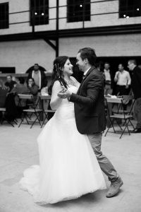 Our venue's first dance 16