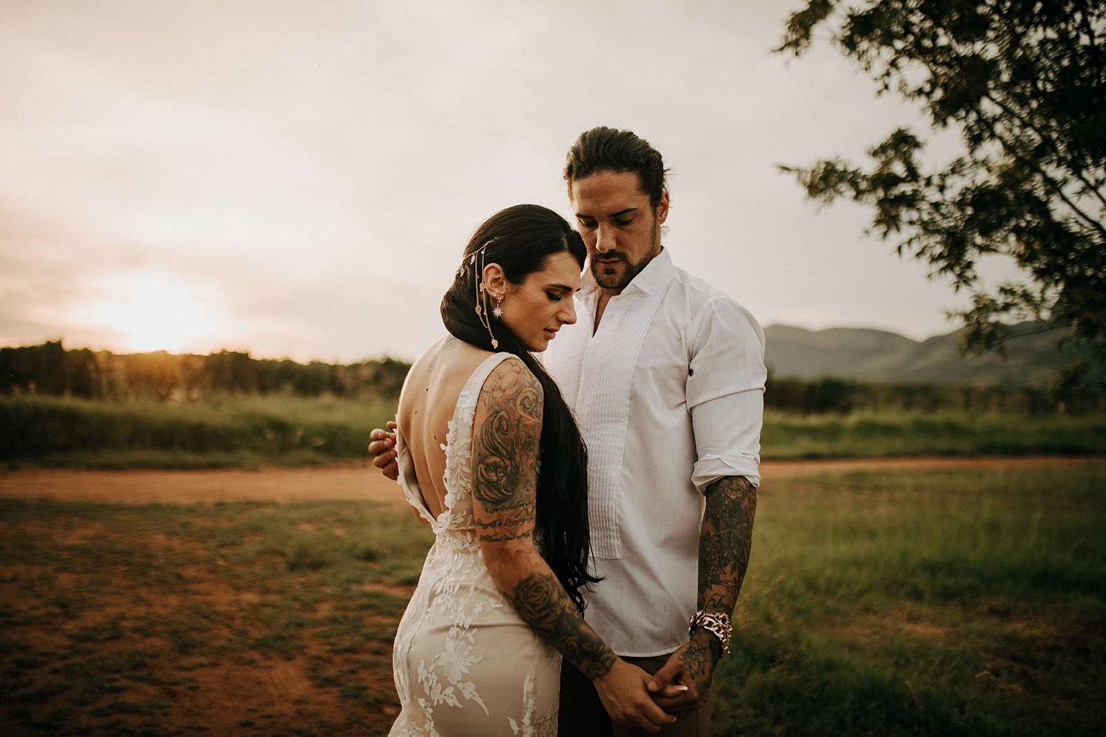 Boho Wedding in Hartbeespoort