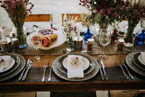 Wedding Decor by The Nut Farm
