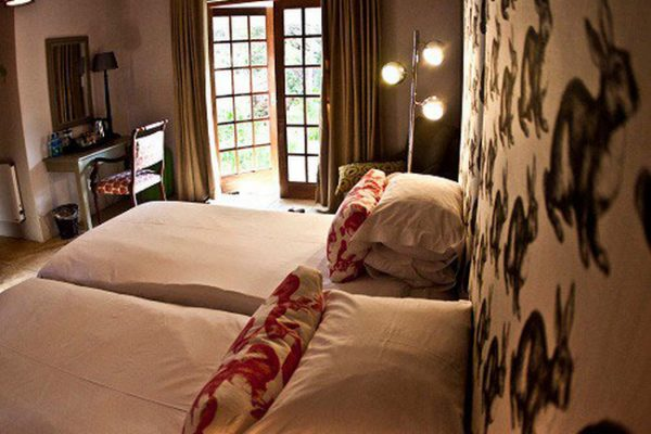 Die Ou Pastorie Harties Accommodation