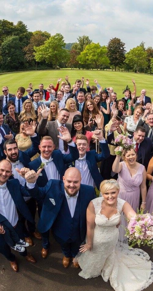 wedding for 200 Guests