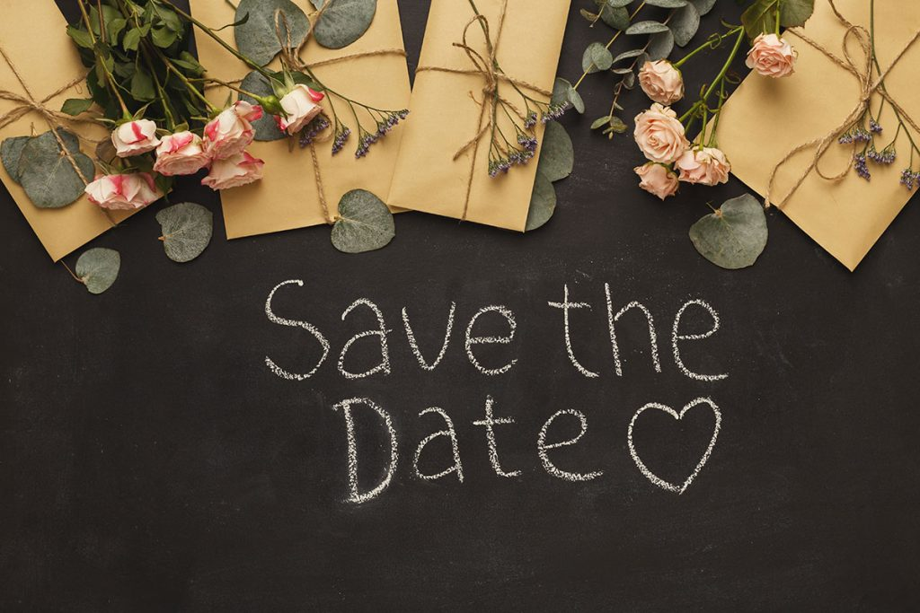 Send Your Save the Dates