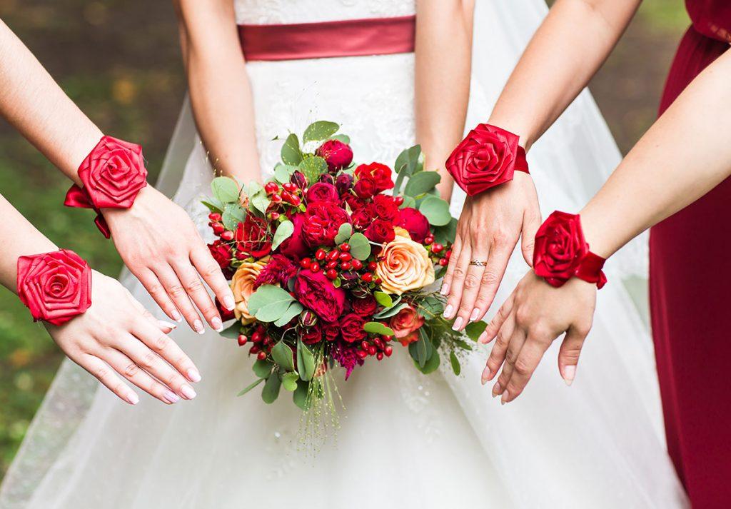 Establish Your Wedding Party