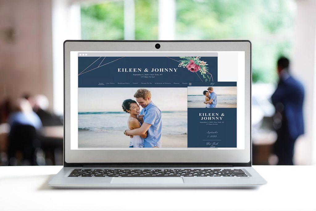 Make Your Wedding Website