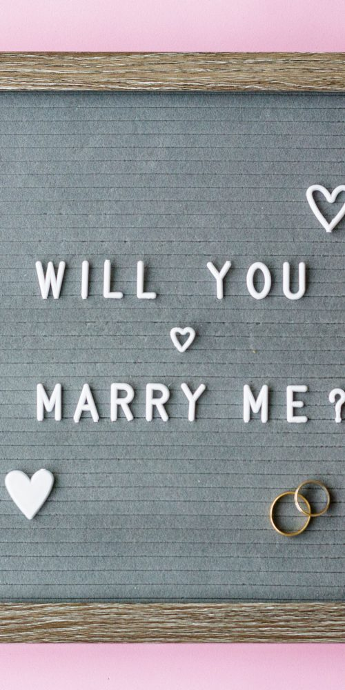 9 Unique romantic proposal ideas to the love of your life