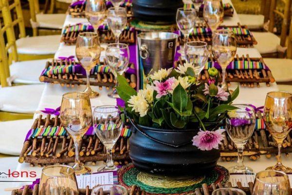 Venda Traditional Wedding Decor Ideas