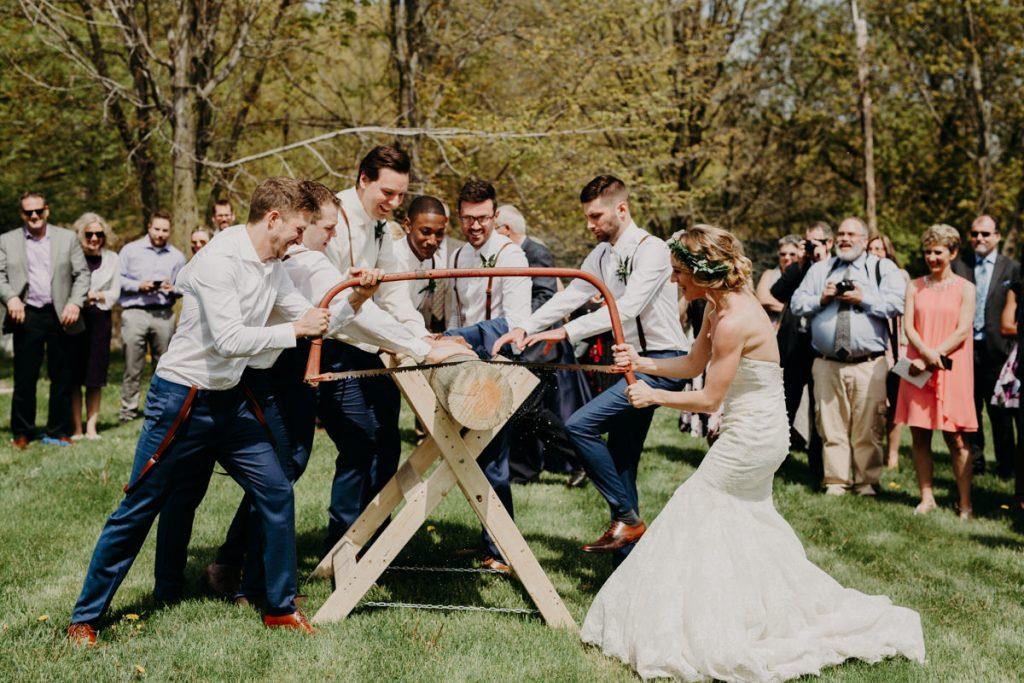 Wedding Traditions Germany