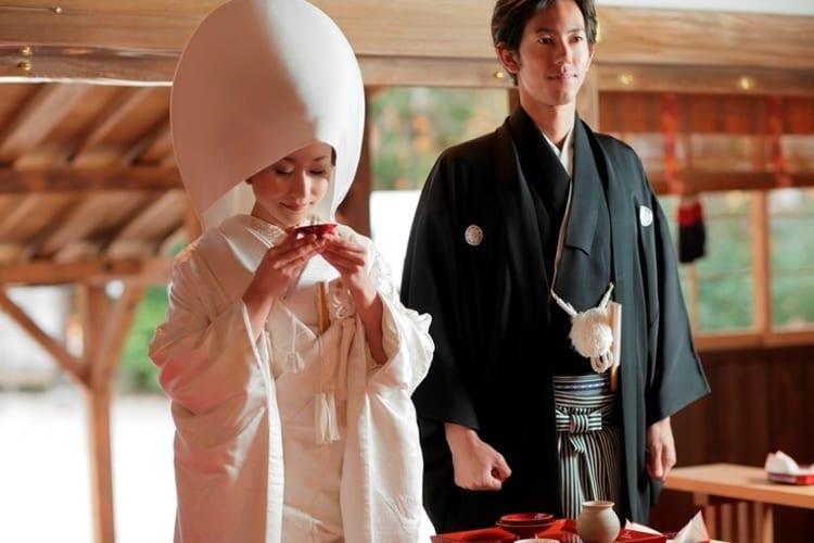 Wedding Traditions Japan