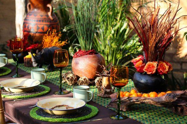 Zulu Traditional Wedding Decor Ideas