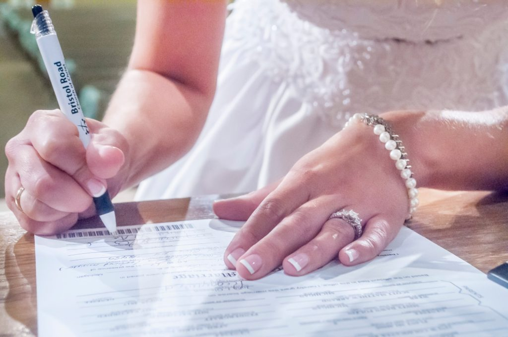 6 Reasons to Get Legally Married Before Your Wedding Day 1