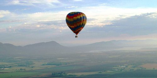 Things to do in Harties, Daredevil - Bill Harrop's Original Balloon Safaris
