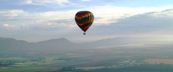 Things to do in Harties, Daredevil - Bill Harrop's Original Balloon Safaris